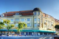 Central Hotel Nagykanizsa - discount hotel in the center of Nagykanizsa