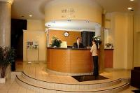 Hotel Central Nagykanizsa, discount packages with half board at Central Hotel