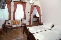 Double room in Saint Hubertus Castle Hotel Sobor
