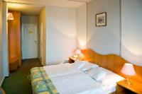 Hotel Szieszta Sopron's room with wellness usage and half board