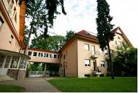Hotel Szindbad in Balatonszemes with half board packages