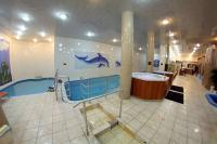 Outdoor pools in Balatonszemes - Wellness Hotel Szindbad
