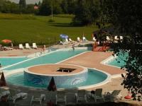 4* Hotel Thermal Crystal Aqualand Rackeve piscine di acqua termale