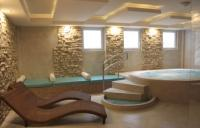 Thermal Hotel*** wellness area with jacuzzi and sauna