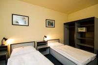 Cheap hotelroom in Hotel Thomas in the city center of Budapest