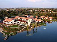 Tisza Balneum Thermaal Hotel Tiszafured - conferentie- en wellnesshotel in Tiszafüred