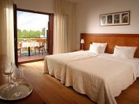 Superior room with panoramic view in Balneum wellness hotel Tiszafured