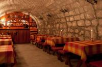 Hotel Var in Visegrad with restaurant and wine-cellar