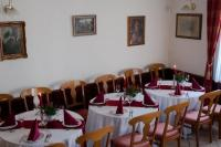 Restaurant with Hungarian specialities in Hotel Var in Visegrad
