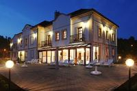 Viersterren Villa Volgy Wellnesshotel Eger - hotels in Eger, wellnessweekend