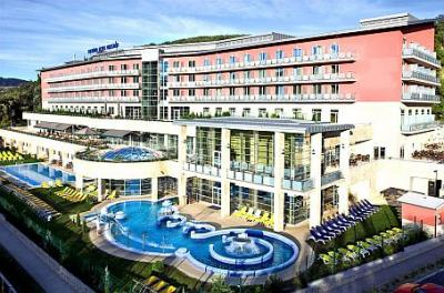 Thermal Hotel Visegrad discounted wellness packages near Budapest - Thermal Hotel**** Visegrad - Special offers with half board Thermal Hotel Visegrad