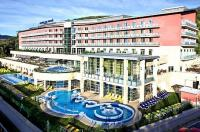 Thermal Hotel Visegrad in the vicinity of Budapest with half board