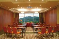 Conference room in Thermal Hotel Visegrad with natural lightning and panoramic view