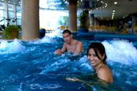 Whirlpool in Thermal Hotel Visegrad for a wellness weekend