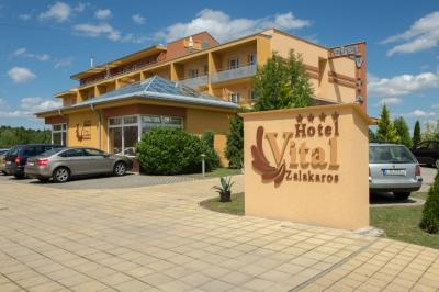 Hotel Vital Zalakaros, hotel with low-priced half-board in the centre of Zalakaros - Hotel Vital**** Zalakaros - accommodation and half board at great rates in Zalakaros