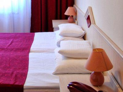 Double room in Hotel Walzer close to MOM Shopping Center - Hotel Walzer*** Budapest - cheap accommodation in Buda in the vicinity of Southern Railway Station