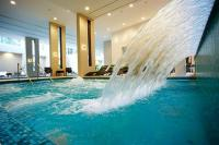 Abacus Wellness Hotel with own spa center in Herceghalom