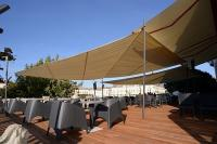 Hotels in Baja - Drink bar - Terrace - Wellness hotel Duna