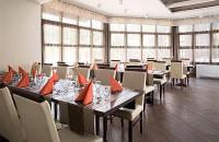 Restaurant in Hotel Rubin - business hotel in Buda  - Resturant