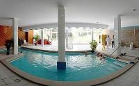 Spa Thermal CE Quelle Hotel Heviz - interior spa relax pool with medicinal water in Heviz, in the 4-star wellness hotel