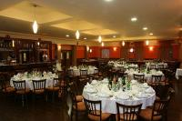 Elegant restaurant in Parkhotel Zichy - wellnesshotel in Bikacs