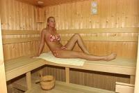 Sauna in Zichy Park Hotel - last minute wellness offers in Bikacs