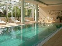 Swimming pool in Mezokovesd - 4-star Wellness Hotel Zsory Fit